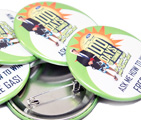 Promotional Pin Buttons
